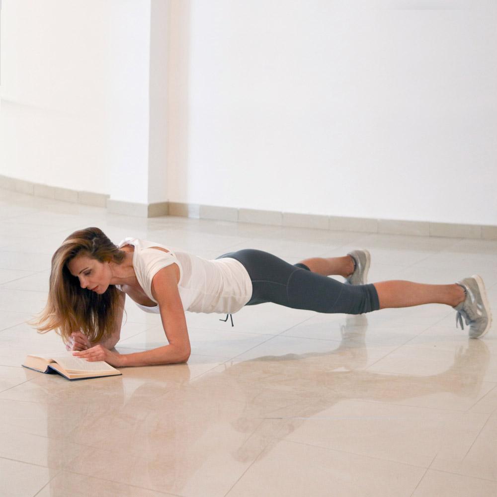 Uprajnenie 6 -Plank