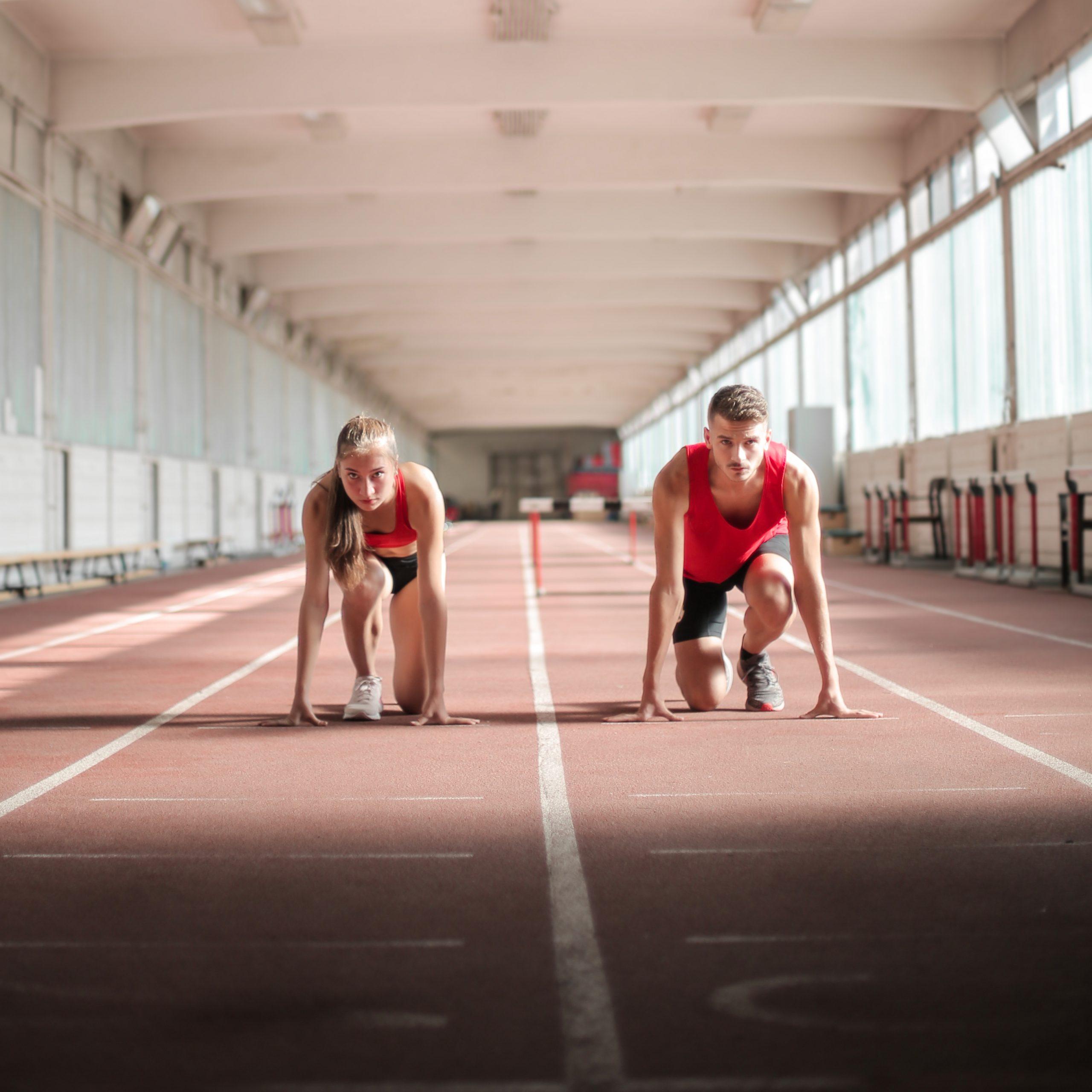 Различията между половете от спортна гледна точка.